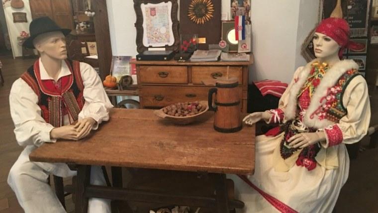 Kroatische Tradition in einem kroatischen Haus (Foto: Ivana Perkovac/Glas Hrvatske)
