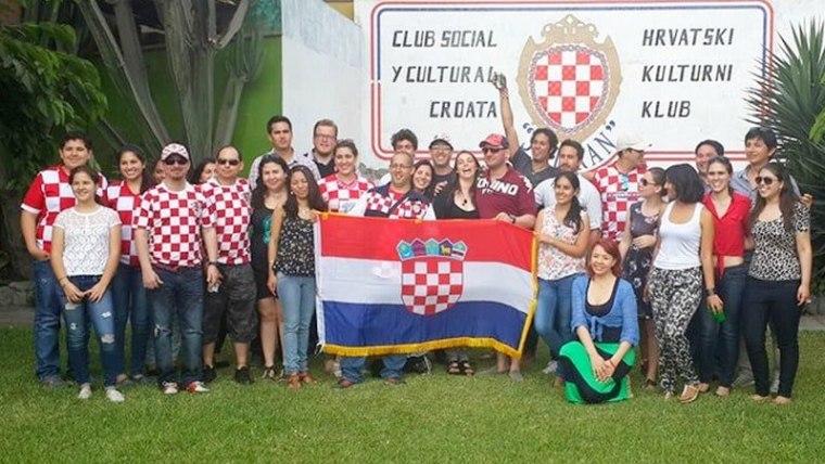 Zajednica se vjerno okuplja oko hrvatskog imena (Foto: Mirko Luka Lissa Vodanović/Facebook)