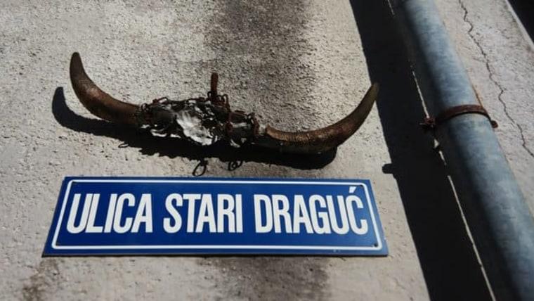 Auf den halben Weg zwischen den Ortschaften Pazin und Buzet befindet sich das Städtchen Draguć (Foto: Tomislav Šikić/Glas Hrvatske)