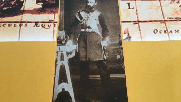 Hrvatski kralj na Havajima (Foto: naslovnica knjige)