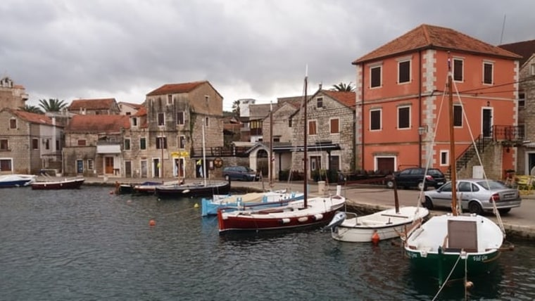 "Vrboska has an island in the middle of the bay connected by a small bridge, which is why they call it ""Little Venice"" (Photo: Tatjana Rau)"