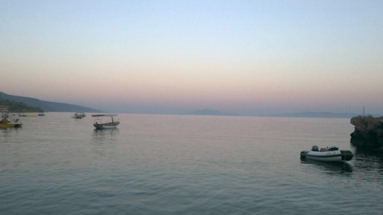 Blick auf das Meer von der Südseite der Insel Hvar (Foto: Tonči Petrić/Stimme Kroatiens)