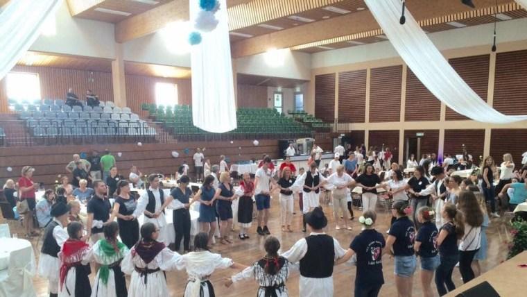 26. Hrvatski folklorni festival u Heusenstammu (Foto: kroatenseelsorge.de)