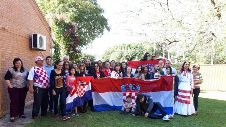 Hrvati u Paragvaju (Foto: Croacia - Paraguay Descendientes Paraguayos/Facebook)