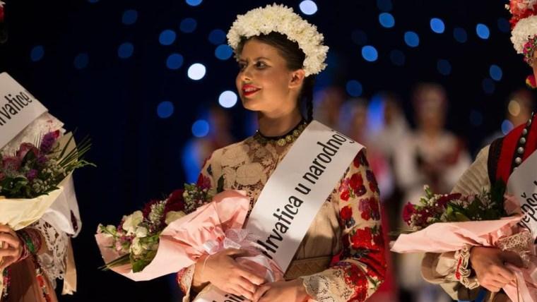 Second runner up Nina Vidović from Germany. (Photo: Davor Đikić/Studio Relive)