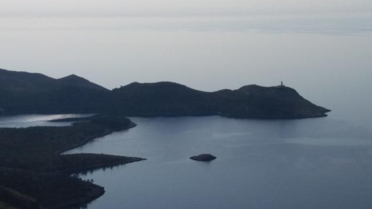Die bewaldeste Insel in Kroatien, als wenn dort die Zeit stehen geblieben wäre. (Foto: Tatjana Rau/Glas Hrvatske)
