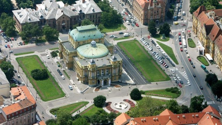 Zagreb: Marshal Tito Square renamed Republic of Croatia Square