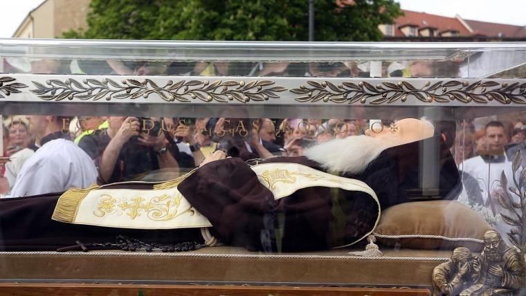 Svetim ga je proglasio papa Ivan Pavao II. 1983. (Foto:Patrik Macek/PIXSELL)