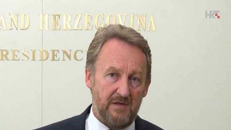 Bakir Izetbegović,Foto: HRT