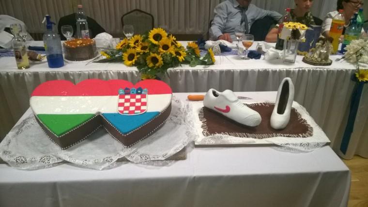 Kroatisch-ungarische Hochzeit (Foto: Tonči Petrić/Stimme Kroatiens)