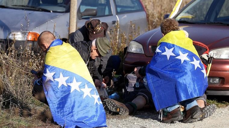 Kein Fortschritt in Bosnien (Foto Goran Stanzl PIXSELL)