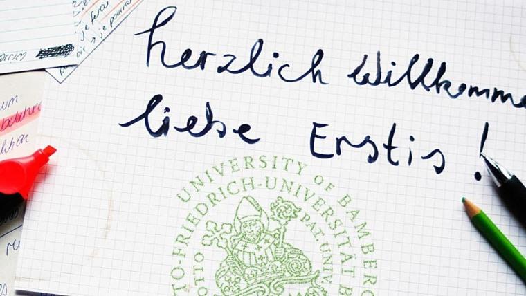 Na Sveučilištu u Bambergu predaje profesorica Elisabeth von Erdmann, utemeljiteljica Njemačkog društva za kroatistiku (Foto: Otto-Friedrich-Universität Bamberg)