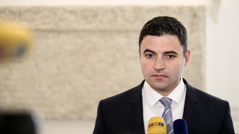 Der Präsident der Sozialdemokraten Davor Bernardić (Foto: Petar Glebov_PIXSELL)