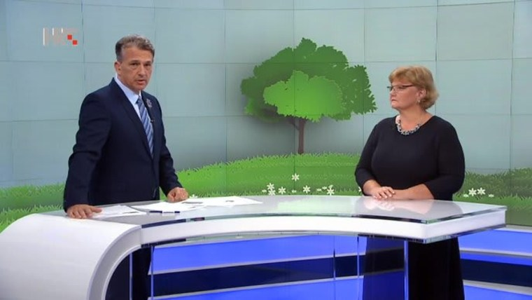 Familienministerin Nada Murganić (Foto: HRT)