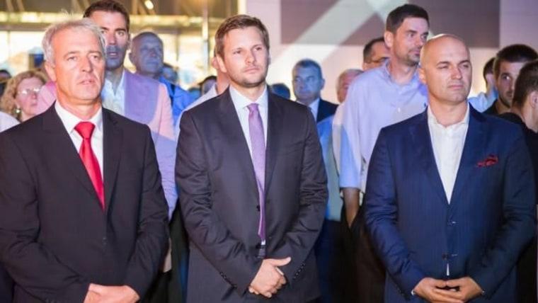 Ivan Todorić (centre) (Photo:Grga Jelavic/PIXSELL/HRT)