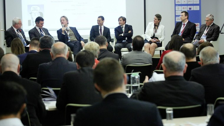 G2 Konferenz in Zagreb (Foto: Žarko Bašić/PIXSELL)