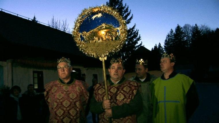 Nekada su zvjezdari išli selom i čestitali mještanima Božić i Novu godinu (Foto: Mirjana Žugec Pavičić)