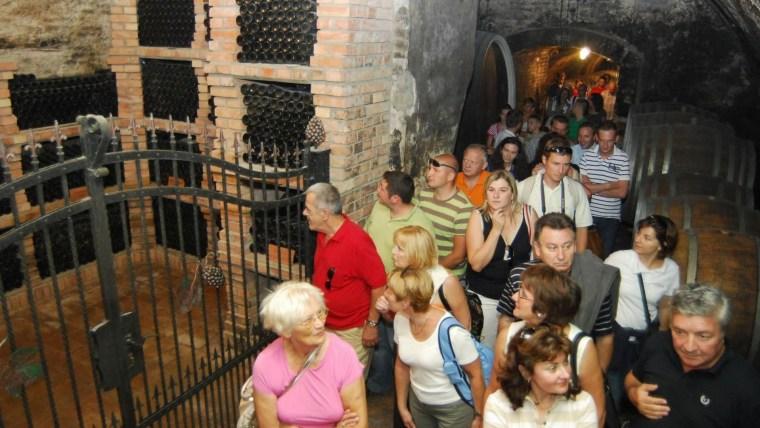 Antiguas bodegas de vino de Ilok (Foto: Mihael Spanic/Vecernji list)
