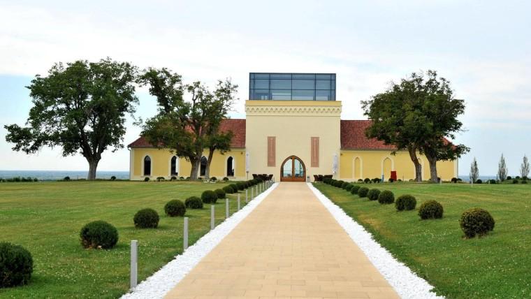 Der Fürstenhof Principovac in der Stadt Ilok (Foto: Marko Lukunić/PIXSELL)