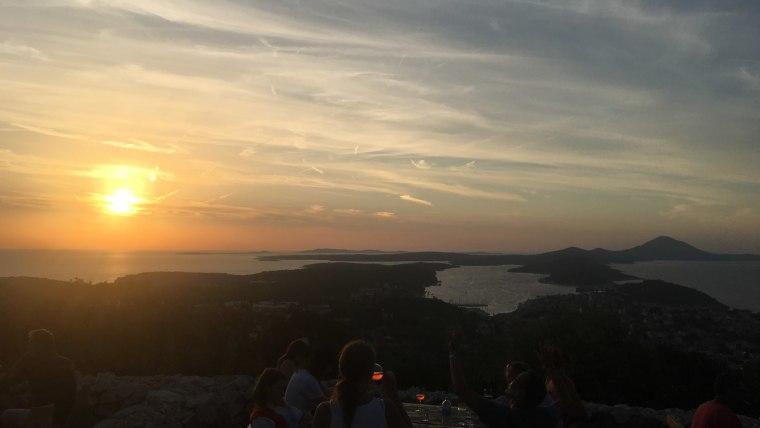 Aussicht auf Lošinj (Foto: Kristina Ivandić/Glas Hrvatske)