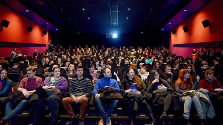 ZagrebDox is on this week at Zagreb's Captol Cinema (Photo: ZagrebDox)