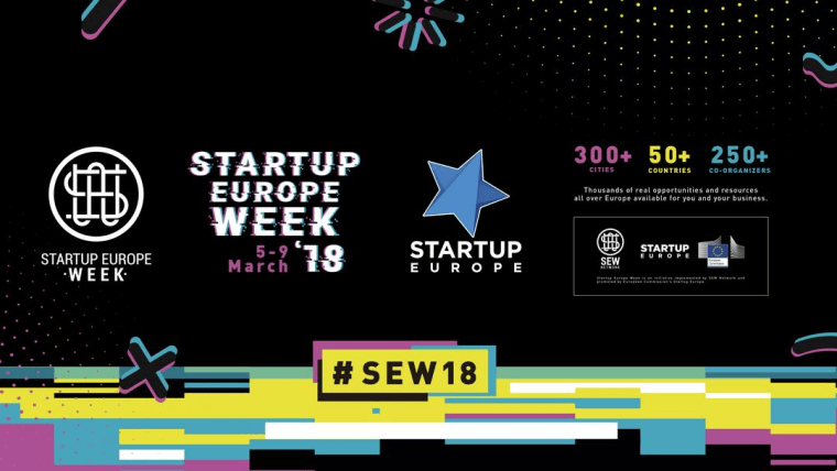 (Foto: Startup Europe Week)