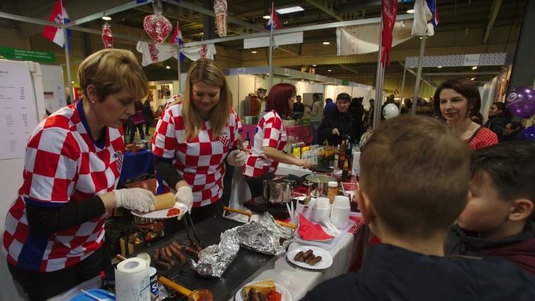 Festival migracija Luksemburg (Foto: Hrvoje Dominić/HDL)
