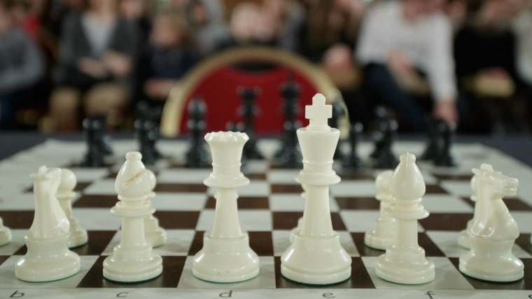 Chess (Photo: Davor Puklavec/PIXSELL)