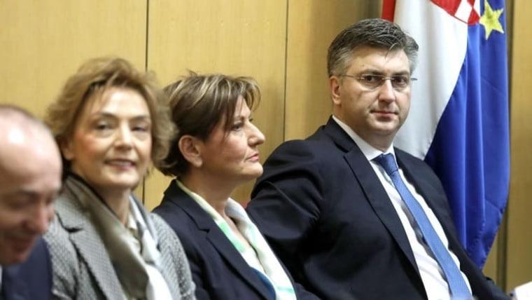 Control al Gobierno en el Parlamento (Foto: PIXSELL)