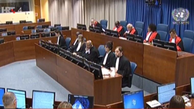 Consejo de Apelaciones del Mecanismo para los Tribunales Penales Internacionales (Foto: HRT)