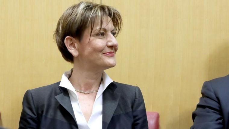 Ministra de Economía Martina Dalić (Foto: Patrik Macek Pixsell)