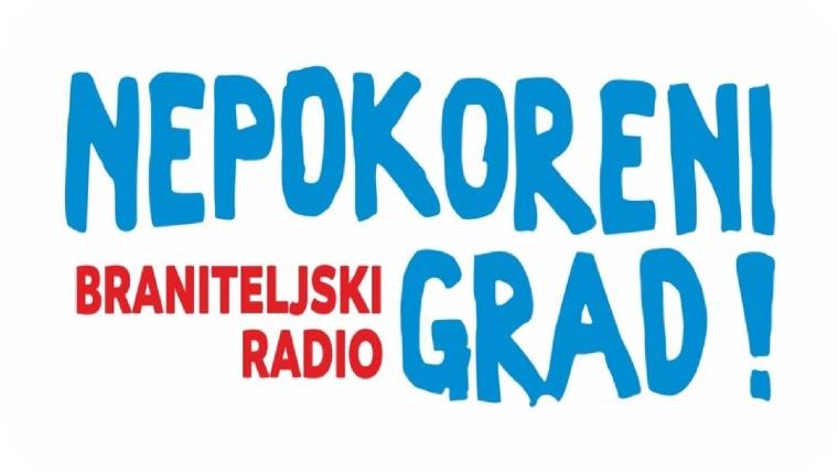"""Logotipo de la Radio """"Ciudad Indómita"""". (Foto: HRT.hr)"""
