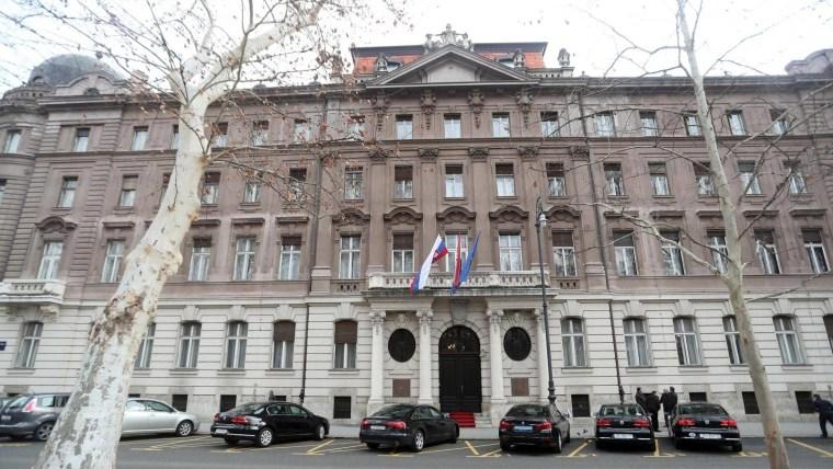 Ministerium für Auswärtige Angelegenheiten und Europäische Integration (Foto: HRT)