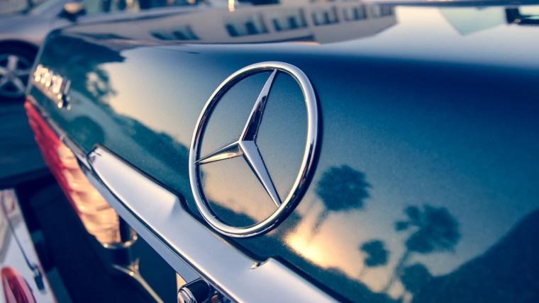 Mercedes (Foto: www.pexels.com)