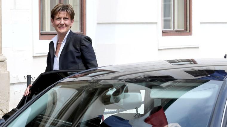 Martina Dalić, (Foto: HRT)