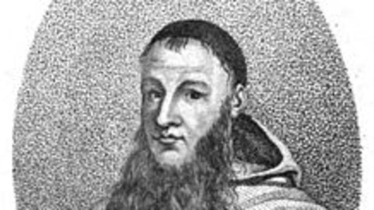 Znanstvenik, misionar i jezikoslovac Ivan Filip Vesdin. (Foto: Wikipedija)
