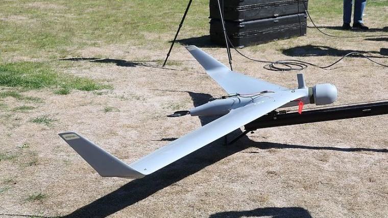 Aeronave no tripulada Aeronautics Orbiter (Foto: By MKFI [Public domain], from Wikimedia Commons)