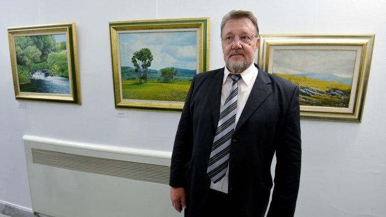 Izložba je presjek četiri desteljeća dugoga stvaranja Ivice Vlašića (Foto: Marko Lukunić/ Pixsell)