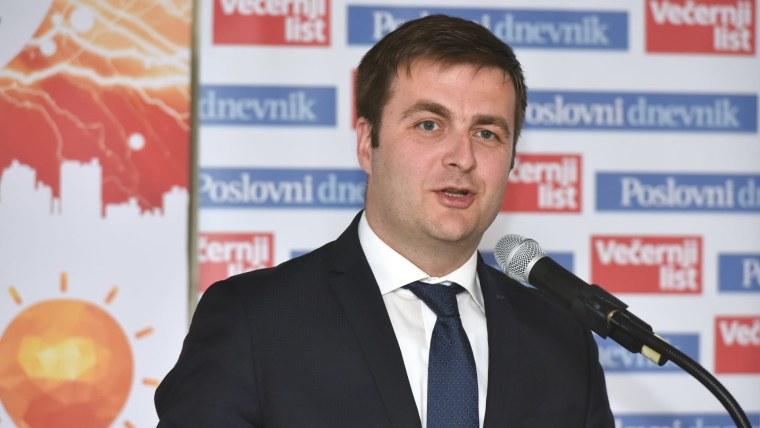 Tomislav Ćorić (Photo: Davor Visnjic/PIXSELL)