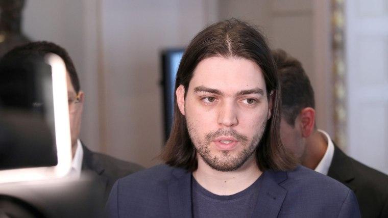 Ivan Vilibor Sinčić (Photo: Patrik Macek/PIXSELL)