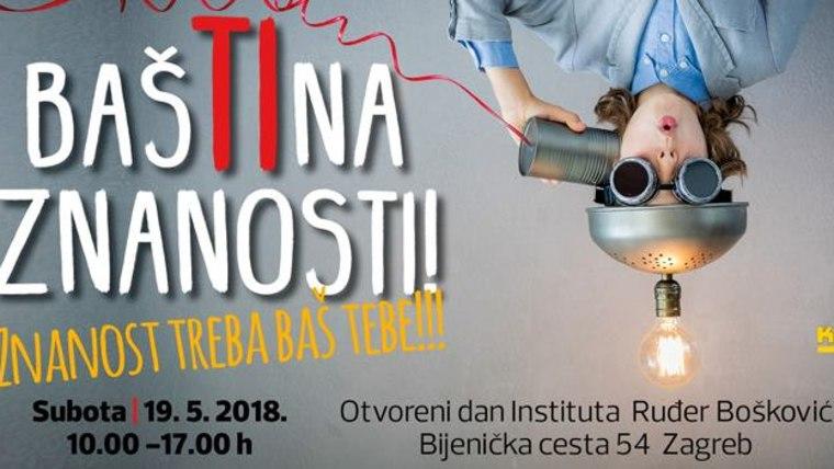 (Foto: Institut Ruđer Bošković/ Facebook)