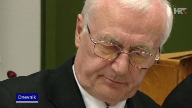 Josip Perković (Photo: HRT)