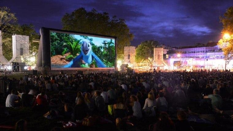 Projekcije animiranih filmova na festivalu u Annencyju. (Foto: Festival international du film d'animation d'Annecy/ Facebook)