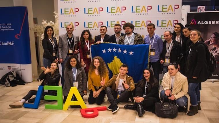 HUKI je udruga mladih osnovana radi promicanja talenata, poduzetništva i inovacija (Foto: LEAP Summit/ Facebook)