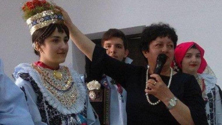 La maestra Maria Vlašić (Foto: Facebook)