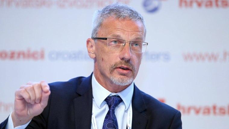 Boris Vujčić (Photo: Goran Stanzl/PIXSELL)