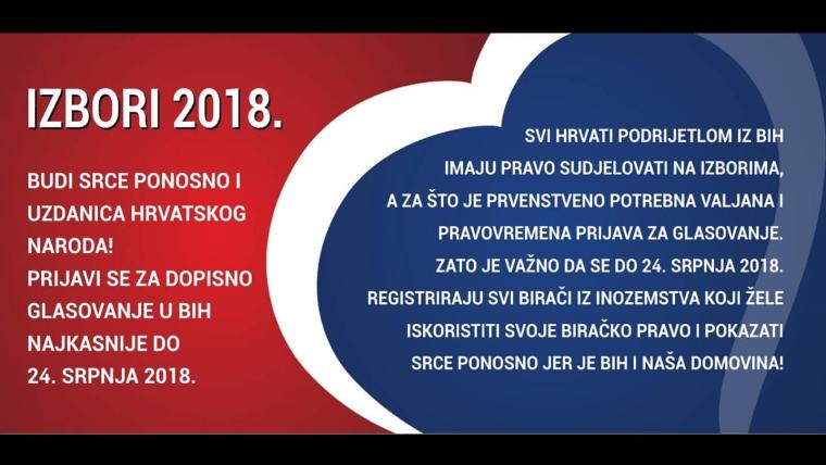 """Inicijativu """"Srce ponosno"""" potaknuo je zamjenik predsjednika HDZ-a Milijan Brkić (Foto: Srce ponosno/ Facebook)"""