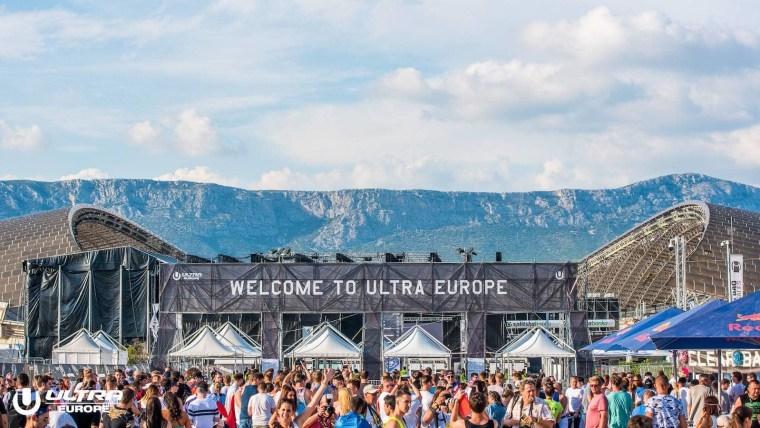 Očekivani broj posjetitelja u Splitu je  oko 135 tisuća iz 120 zemalja (Foto: Ultra Europe/ Facebook)
