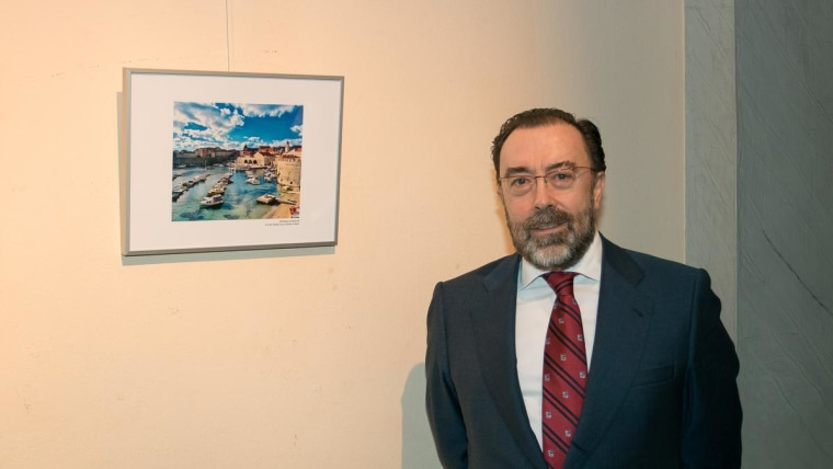 Embajador de España sr. Eduardo Aznar (Foto: Embajada de España)