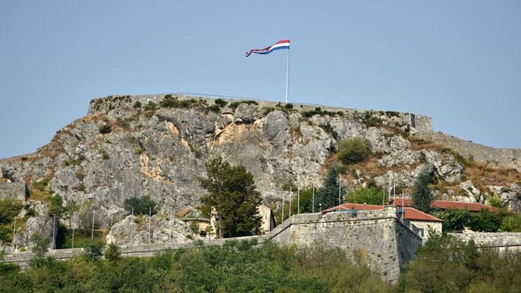 Knin fortress (Photo: Hrvoje Jelavic/PIXSELL)